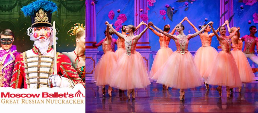 Moscow Ballet's Great Russian Nutcracker at Burton Cummings Theatre