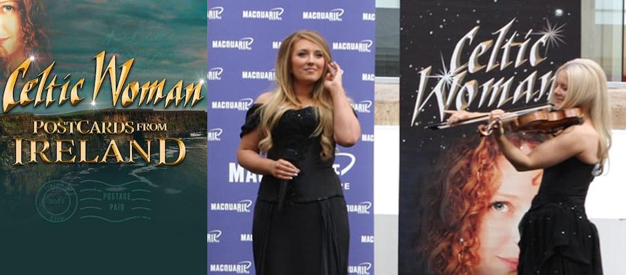 Celtic Woman at Burton Cummings Theatre