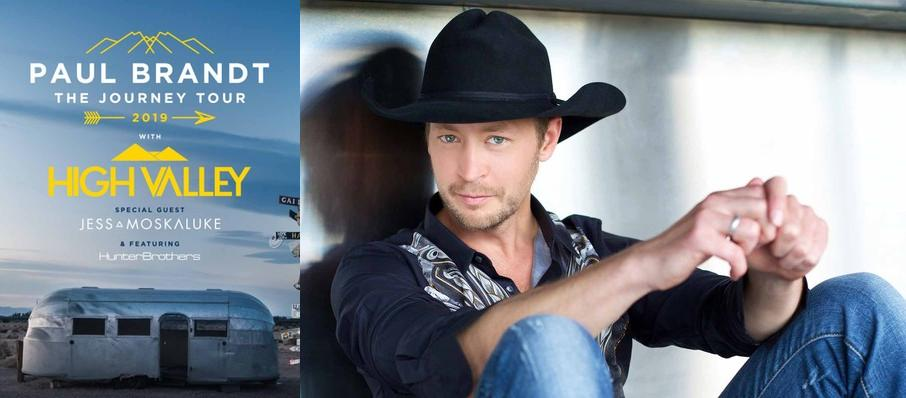 Paul Brandt at MTS Centre