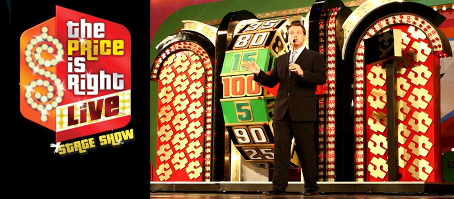 The Price Is Right - Live Stage Show at Club Regent Casino