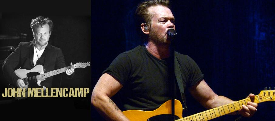 John Mellencamp at MTS Centre