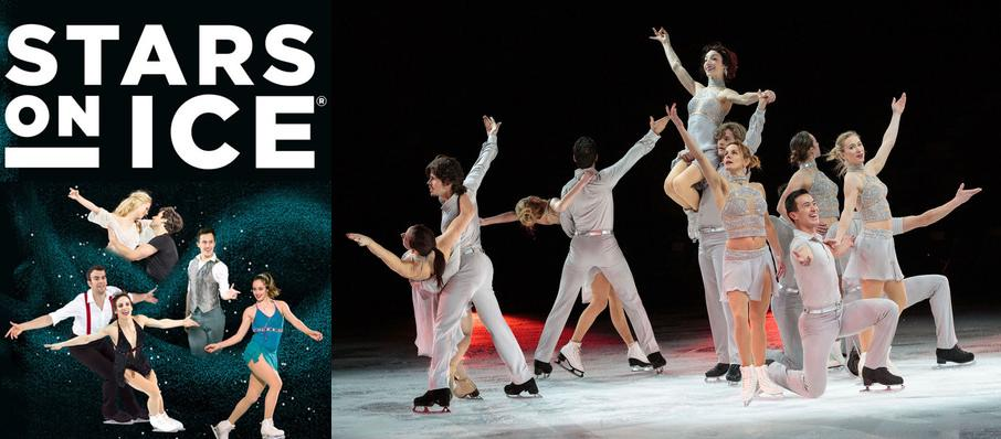 Stars On Ice at MTS Centre