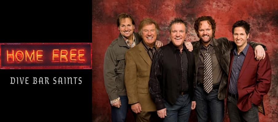Home Free Vocal Band at Burton Cummings Theatre