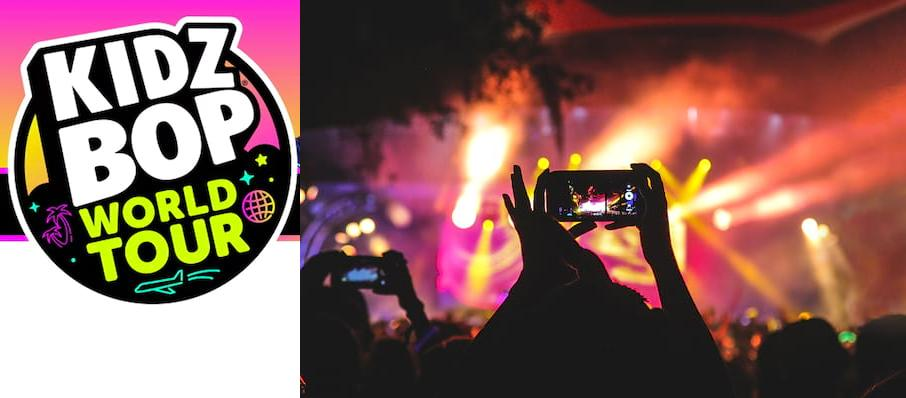 Kidz Bop Kids at Burton Cummings Theatre