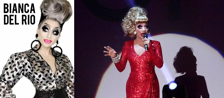 Bianca Del Rio at Burton Cummings Theatre
