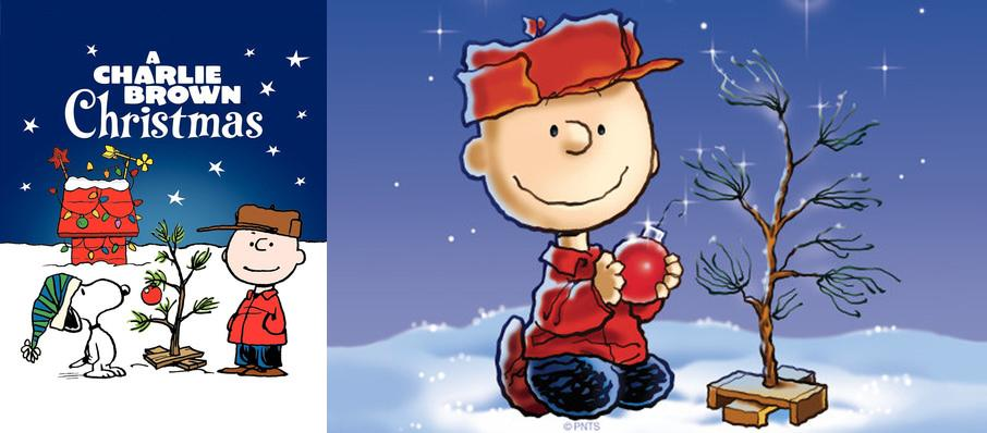 Charlie Brown Christmas at Burton Cummings Theatre