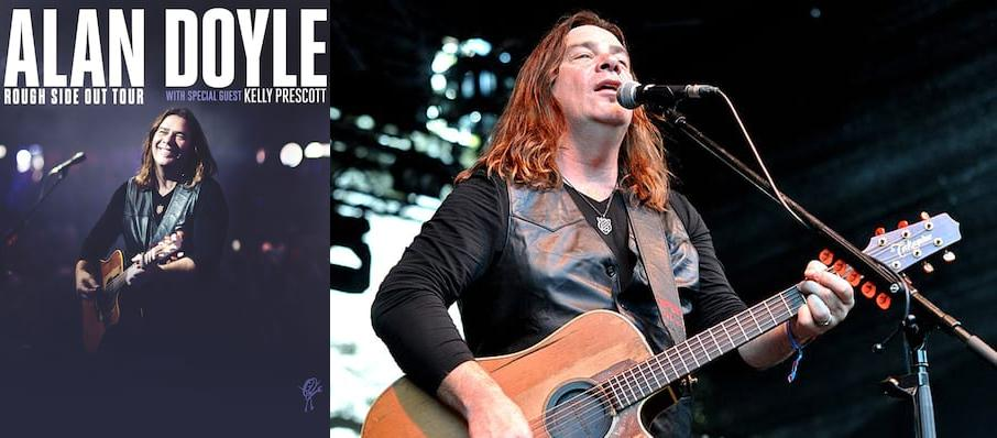 Alan Doyle at Burton Cummings Theatre