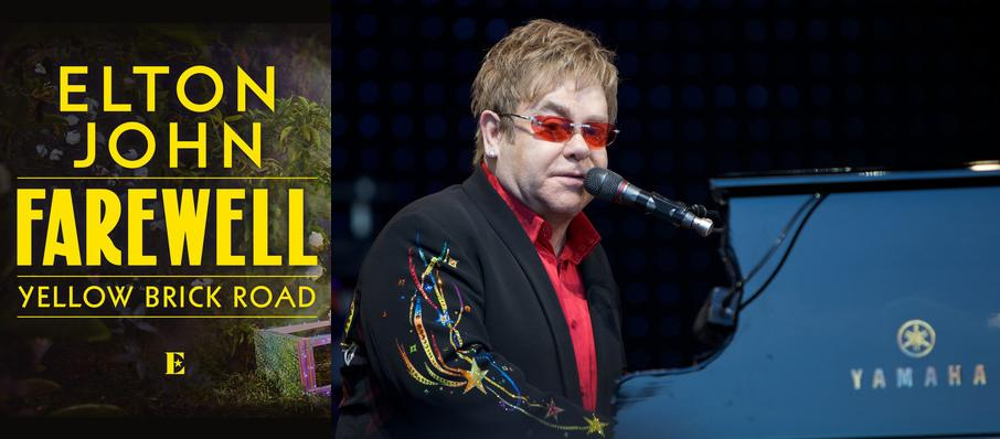 Elton John at MTS Centre
