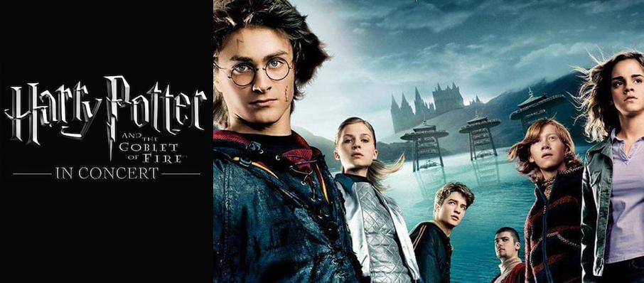 Harry Potter and the Goblet of Fire in Concert at Manitoba Centennial Concert Hall