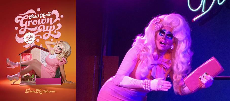 Trixie Mattel at Burton Cummings Theatre