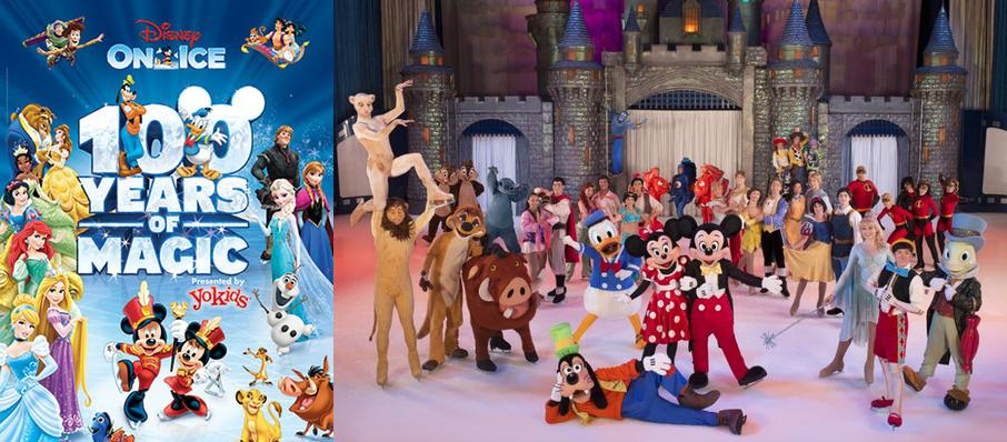 Disney on Ice: 100 Years of Magic at MTS Centre