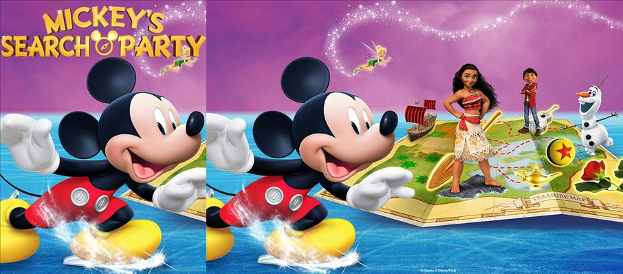 Disney on Ice: Mickey's Search Party at MTS Centre