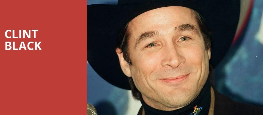 Clint Black, Club Regent Casino, Winnipeg