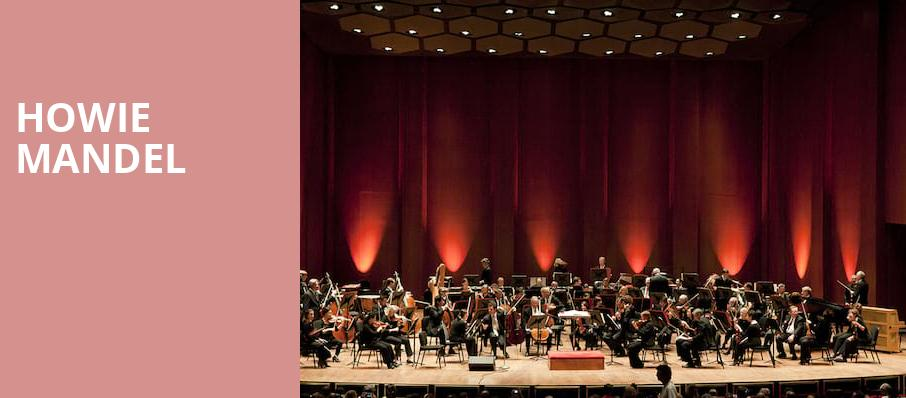 Howie Mandel, Club Regent Casino, Winnipeg